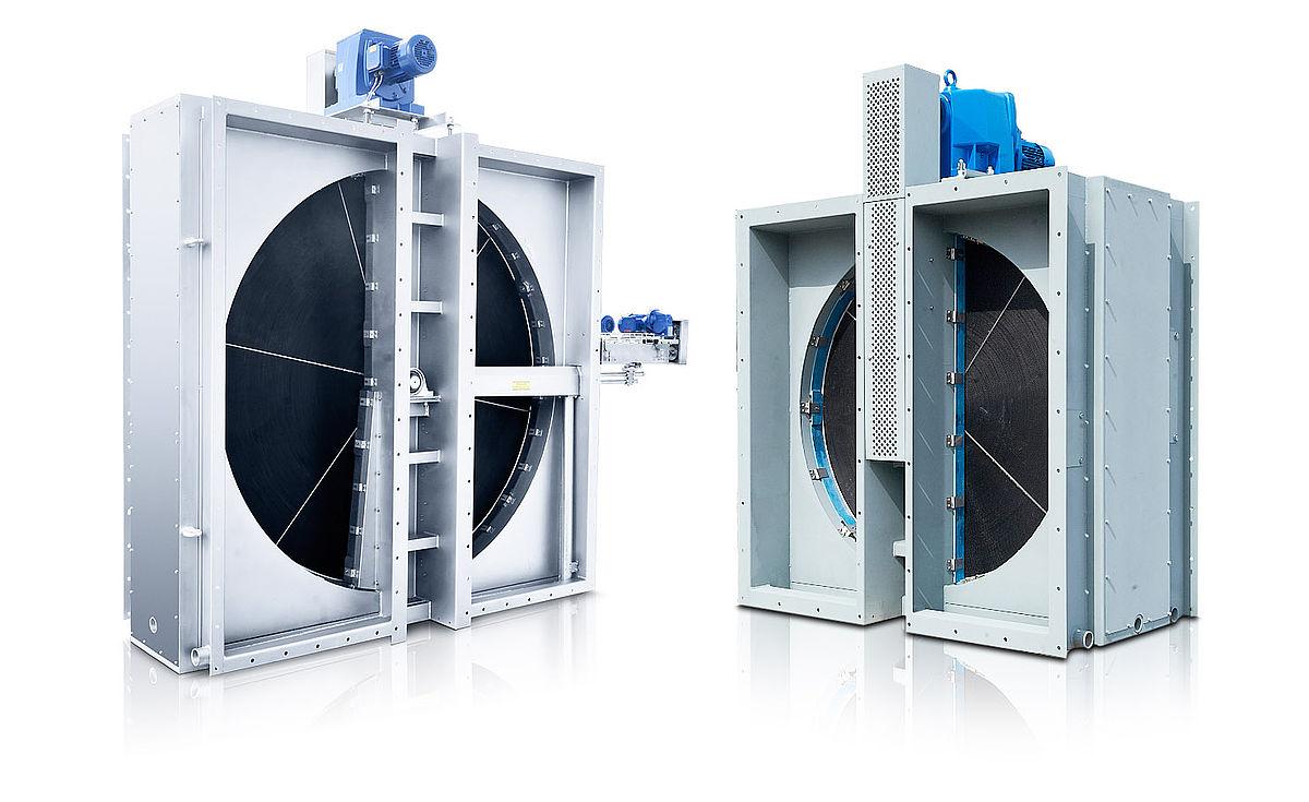 Heat Exchangers: Rotary Heat Exchangers
